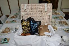 picnic wedding catering